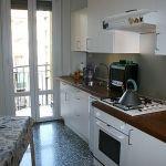 Piazza Damiano Chiesa 11 - cucina